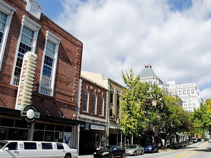 Things to do in North Carolina Cities Greensboro NC Image