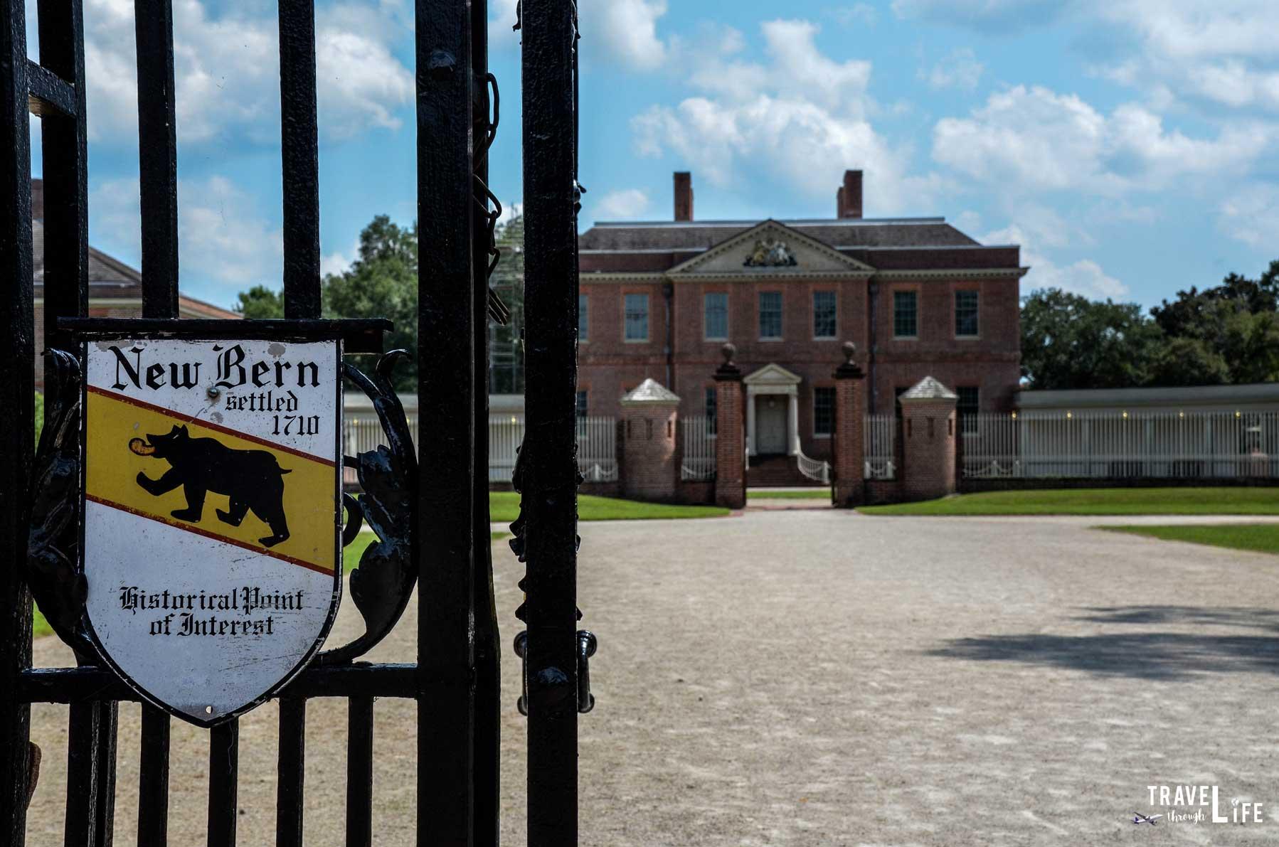 Tryon Palace New Bern North Carolina