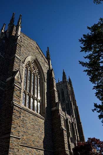 Duke University Chapel Durham NC Image
