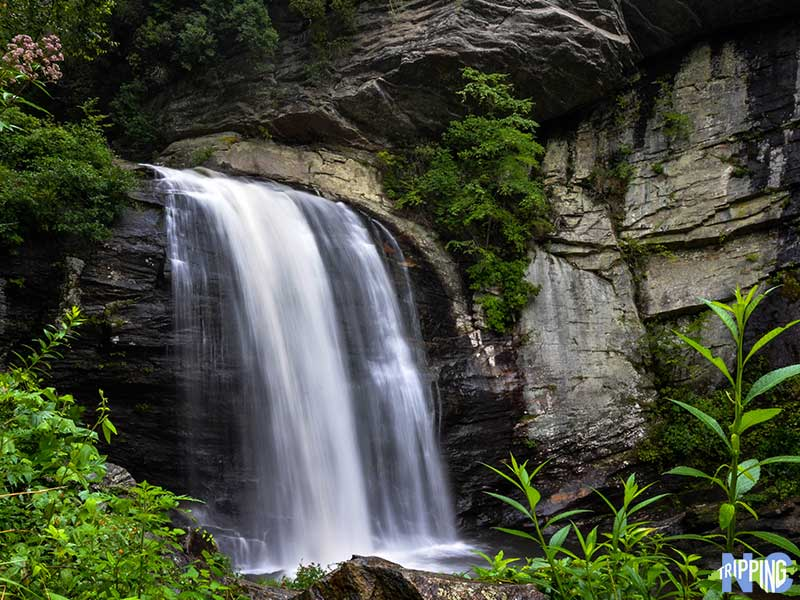 Things to do in Brevard NC Looking Glass Falls