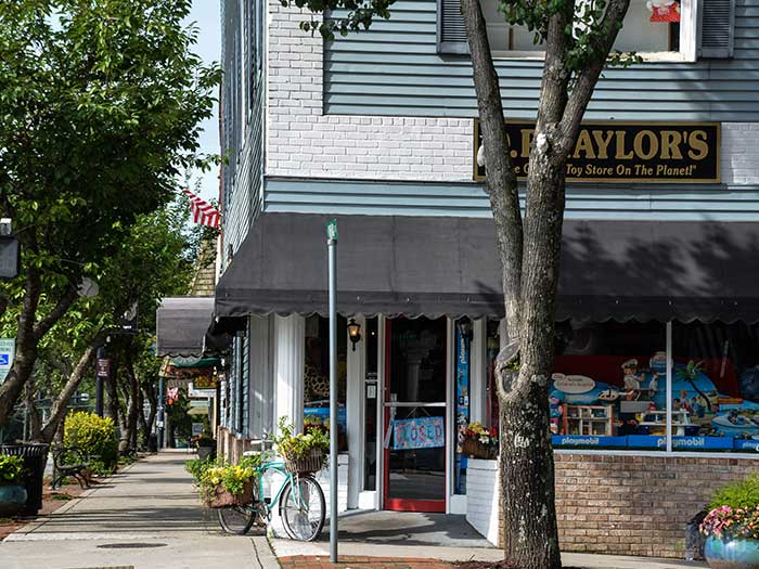 Weekend Things to Do in Brevard NC Downtown Image