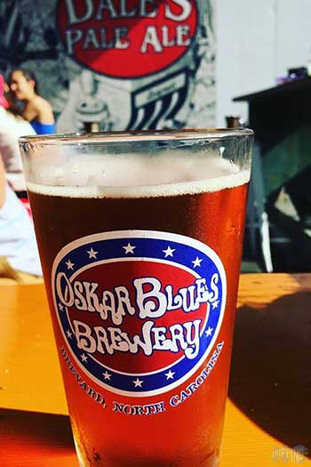 Weekend Things to Do in Brevard NC Oskar Blues Brewery Image