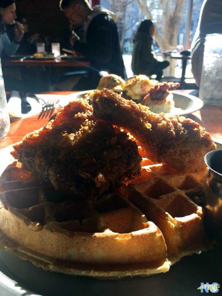 Downtown Raleigh Restaurants Beasleys Chicken and Honey