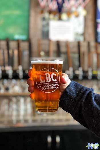 Winter Things to Do in Raleigh Lynnwood Brewing Concern Image