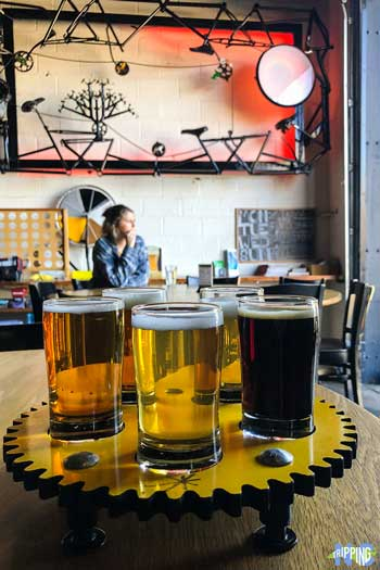 Winter Things to Do in Raleigh NC Crankarm Brewing