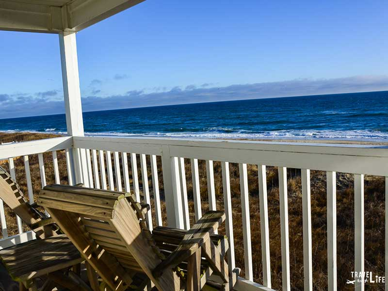 Best place to stay in Outer Banks Wright Cottage Court