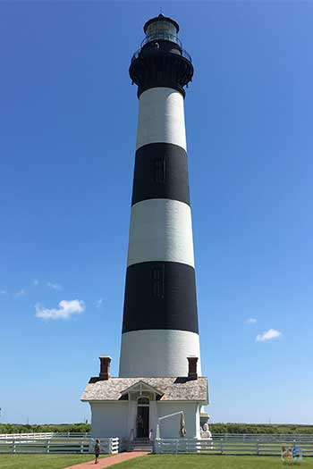 Bodie Island Lighthouse NC Image
