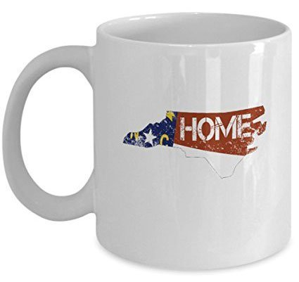 North Carolina Coffee Mug