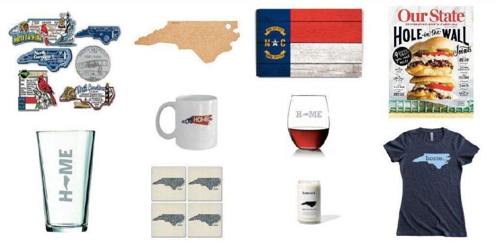 North Carolina Gifts for All Occasions Featured Image