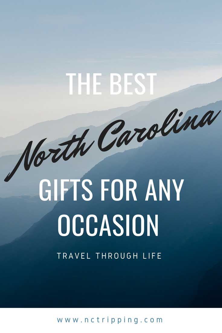 North carolina christmas gifts