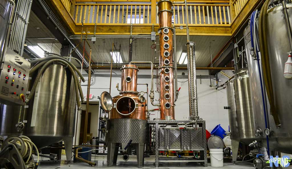 Outer Banks Distilling North Carolina