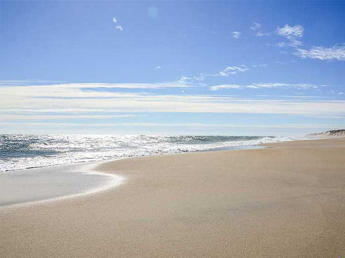 Outer Banks Travel Guide Hatteras Beach Image