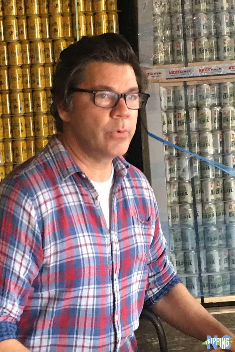 Sean Lily Wilson Owner of Fullsteam Brewery in Durham North Carolina