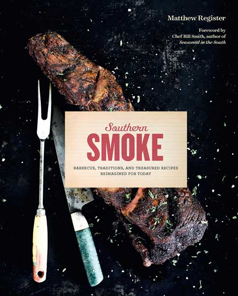 Southern Smoke by Matthew Register Image via Amazon