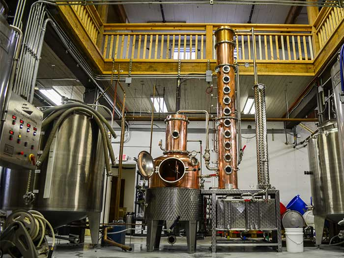 Weekend Things to Do in the Outer Banks OBX Distilling Image