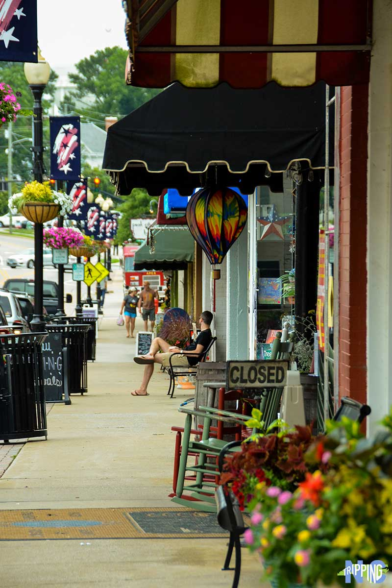 Research Triangle Area best towns in North Carolina Apex