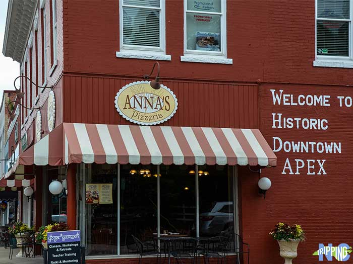 Small Towns in the Research Triangle Places to Visit in North Carolina Apex Image