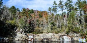 Linville Falls North Carolina Featured Image