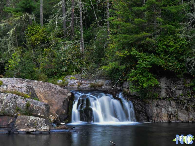 Linville Falls USA