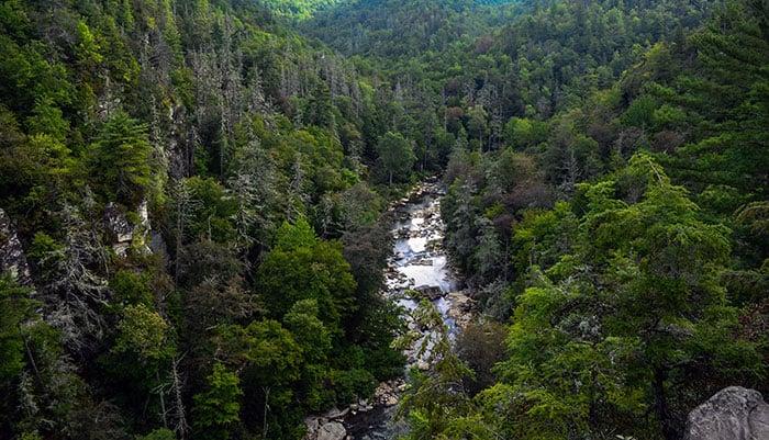 Linville Gorge North Carolina