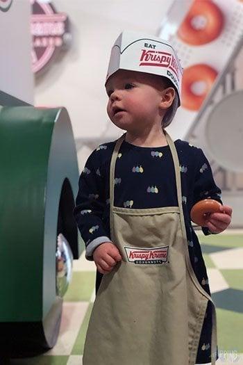 Things to do in Winston Salem NC Krispy Kreme Kaleideum Image