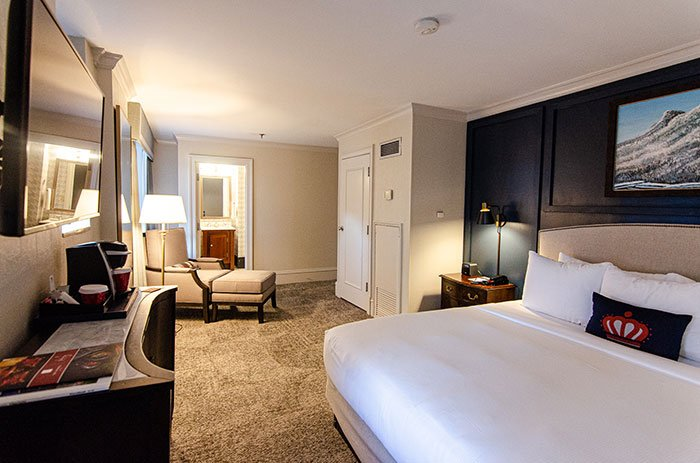 Hotels in North Carolina The Dunhill Hotel in Charlotte