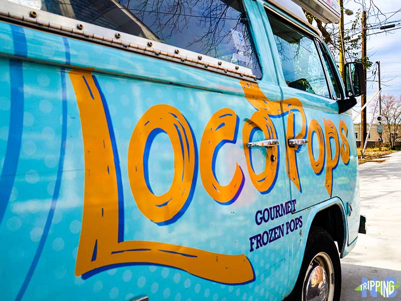 Locopops Where to find paletas in Durham NC