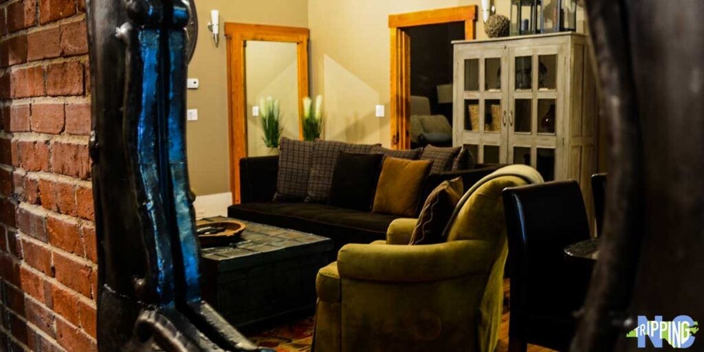 Nine Reasons to Stay at Loft 101 in Asheville NC