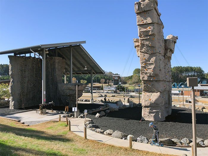 What to do in Charlotte NC US National Whitewater Center Image