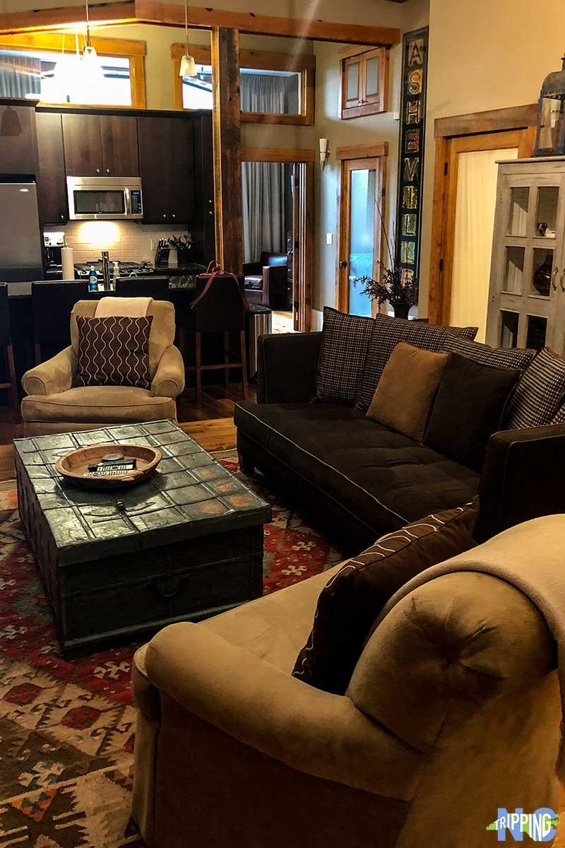 Asheville NC Hotels Loft 101