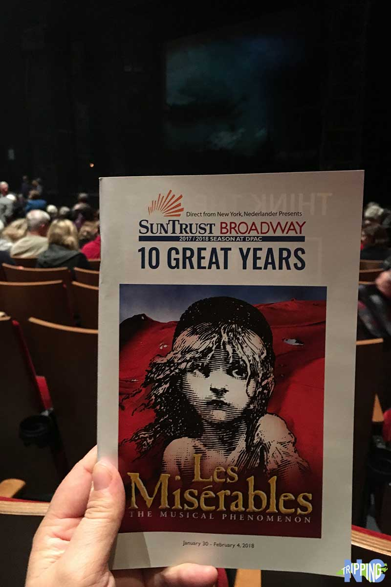 Get Your DPAC Tickets to Shows Like Les Miserables