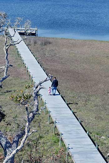 Hotels in North Carolina Topsail NC Sound n Sea Image