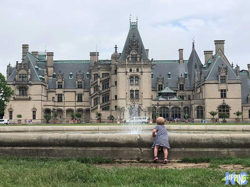 Things to do in Asheville NC Biltmore Estate