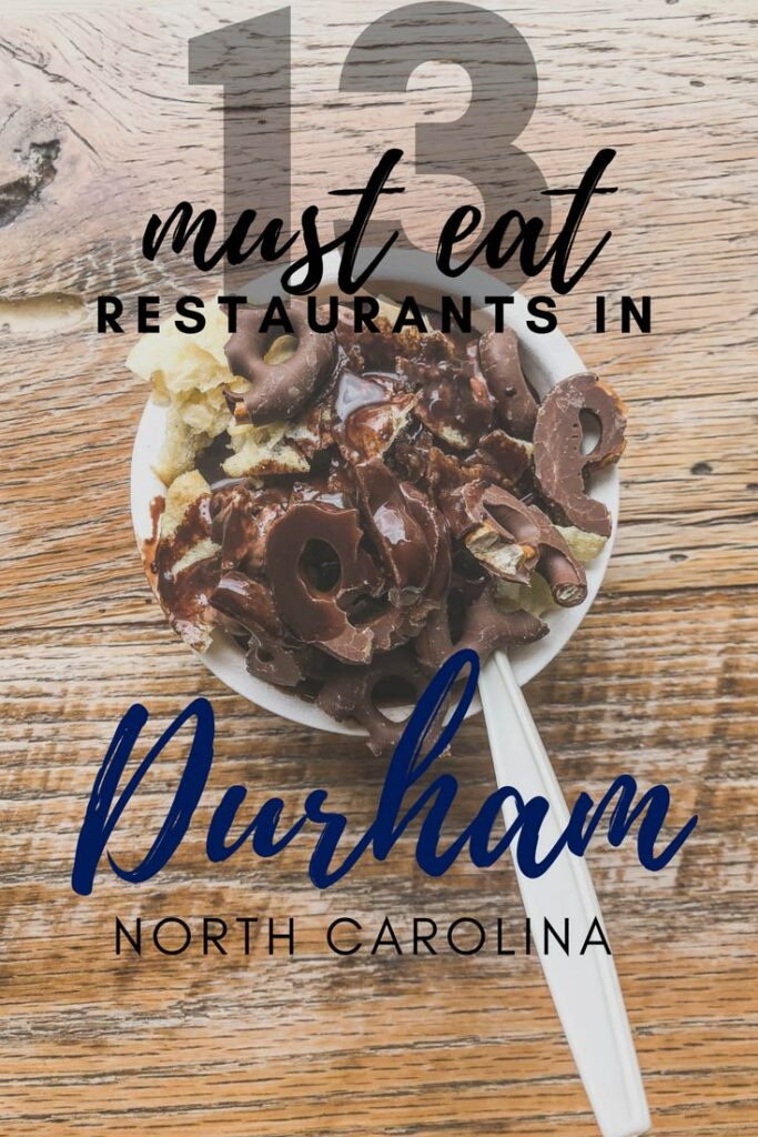 13 Must Eat Casual Restaurants In Durham North Carolina Food