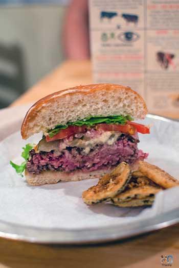 Bull City Burger Restaurants in Durham NC Image