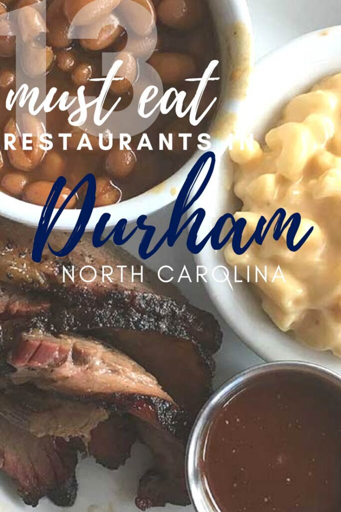 Downtown Durham Restaurants Travel Guide