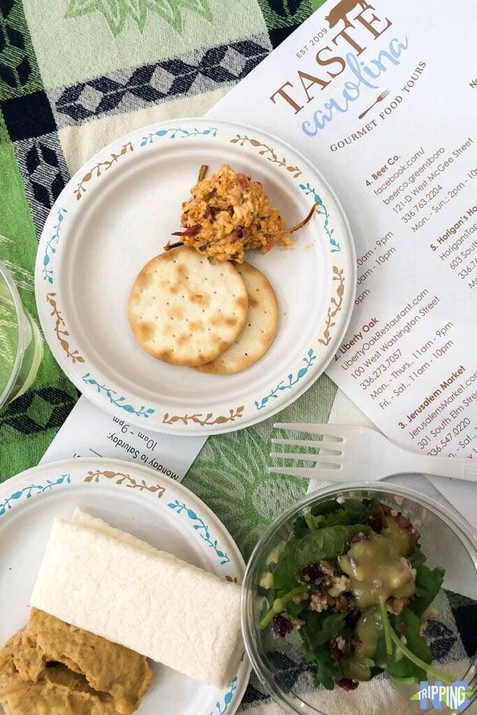 Food Tasting Events Taste Carolina Gourmet Food Tours Greensboro
