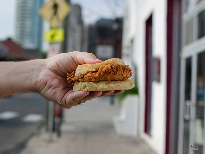 Rise Biscuits Durham NC Restaurants Image