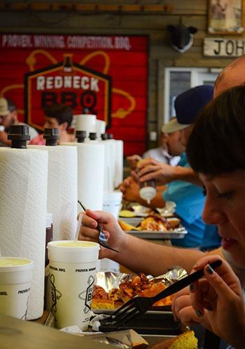 Benson NC Restaurants Redneck Image