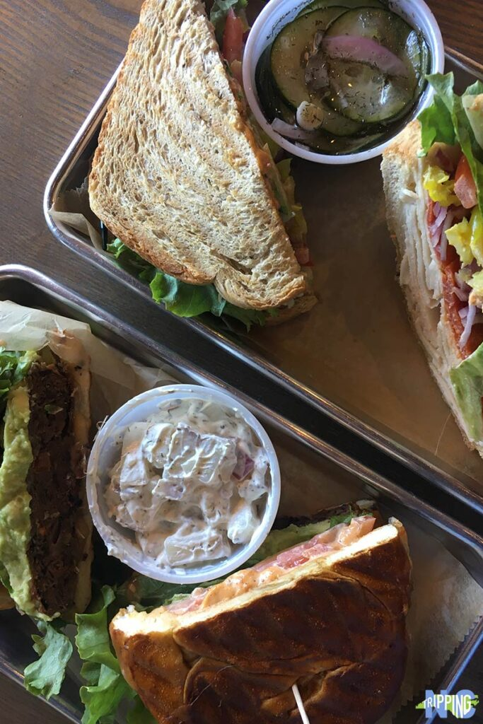 Best Restaurants in Outer Banks Waveriders Coffee Deli and Pub