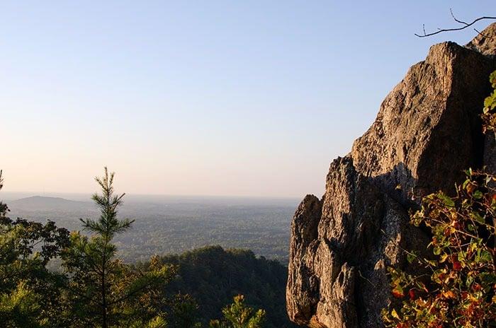 Crowders Mountain North Carolina