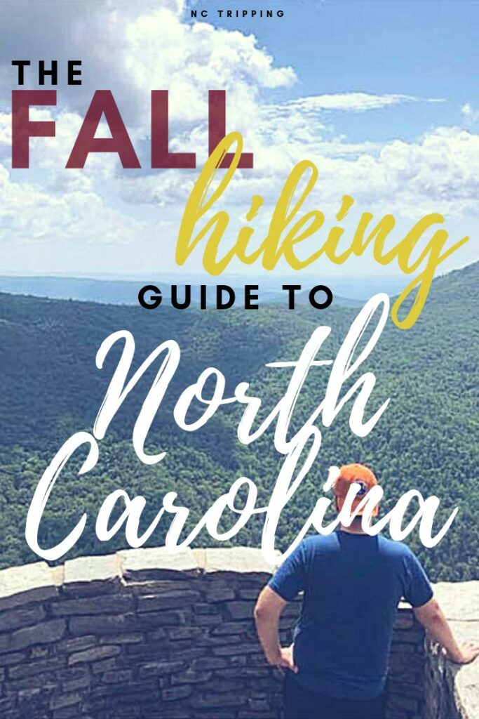 Fall hiking trails in North Carolina Travel Guide by NC Tripping