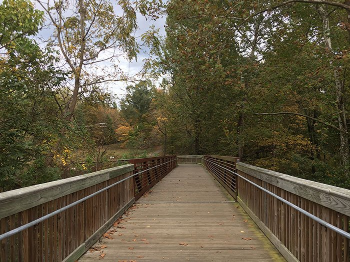 Hillsborough Riverwalk North Carolina Image