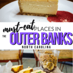 OBX Restaurant Pinterest Image