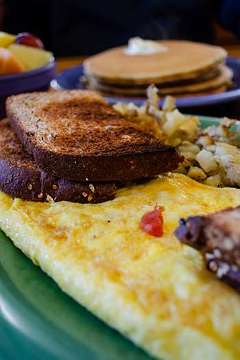 Outer Banks Restaurants Stack em High Pancakes and So Forth Images