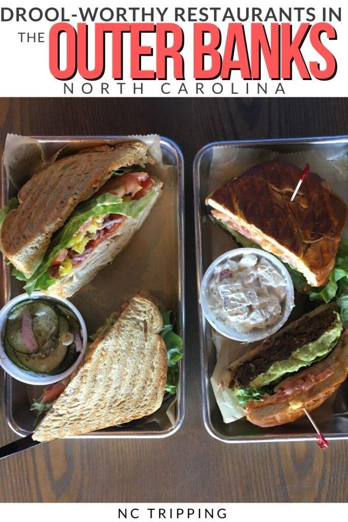 Outer Banks Restaurants pinterest image 6