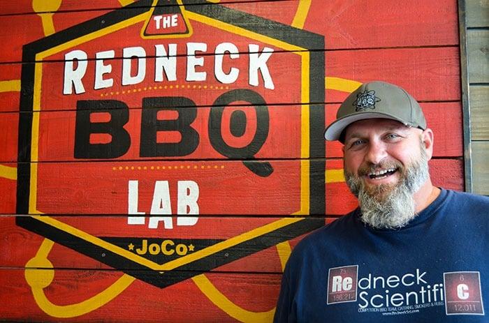 Redneck BBQ Lab Owner Jerry Stephenson Image
