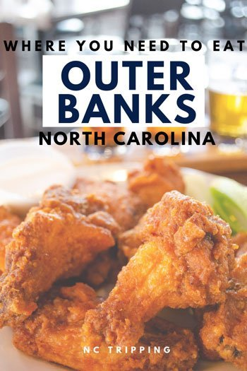 Restaurants in the Outer Banks Pinterest Images
