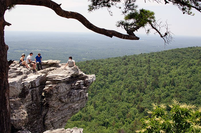 The Hanging Rock North Carolina