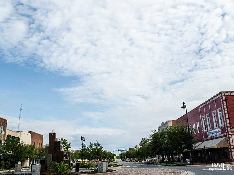 Goldsboro NC Downtown Things to do in North Carolina